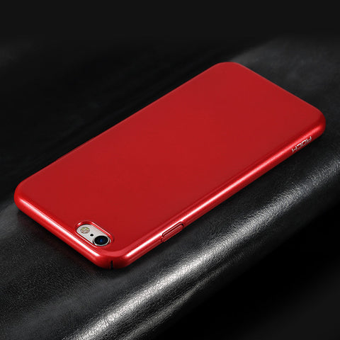 The SolidShot - World's Slimmest Luxury Case for iPhone 5, 6, 7