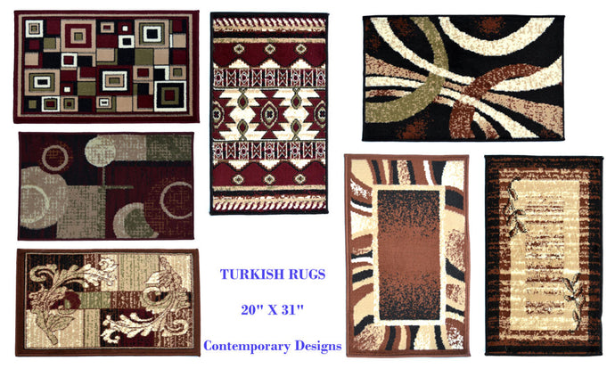 Geometric Small Rugs (20