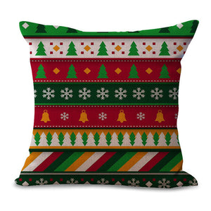 Christmas Pillow Cases and Cushion Covers - Celebrations