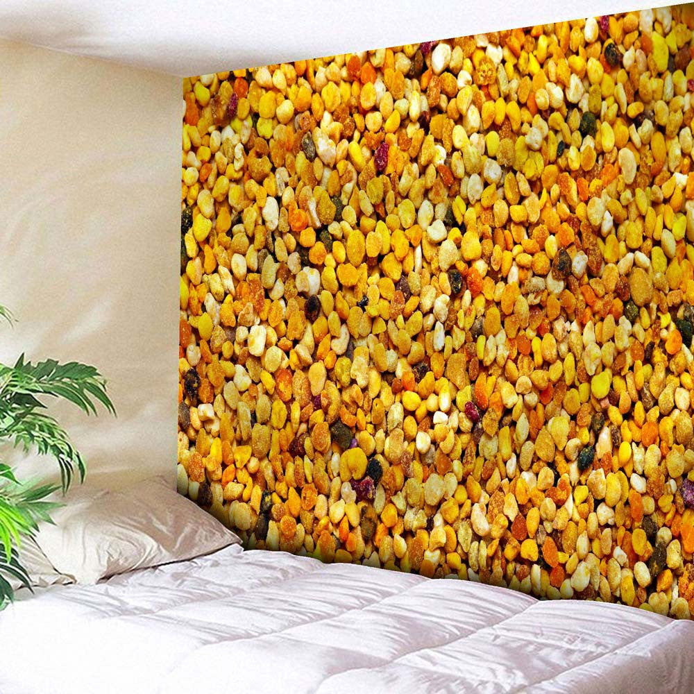 Cobblestone Tapestry for Wall Hanging | Bed Sheet | Yoga Sheet ...
