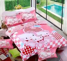 full-pink-family-hello-kitty-duvet-cover-pillowcases-set