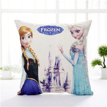 Disney Frozen Cartoon Decorative Pillowcases