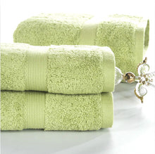WaterPearl 3-Piece Luxurious Egyptian Cotton Bath Towel Set