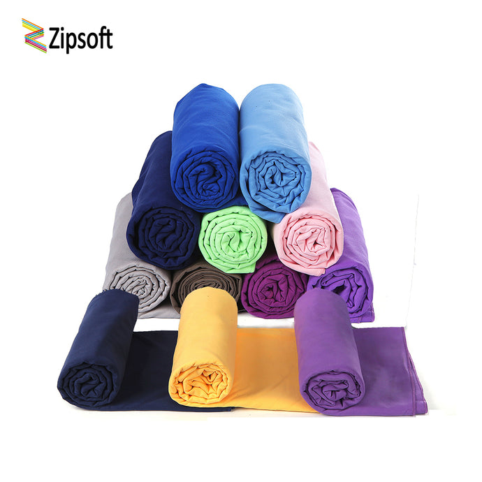 Zipsoft XXL Microfiber Beach Towel 2018