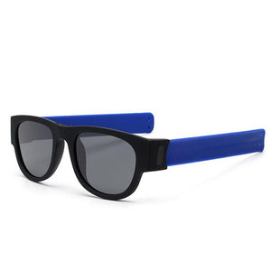 Unisex Fashion UV400 Polarized Folding Bracelet Sunglasses