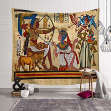 Ancient Egypt Printed Wall Tapestry