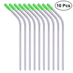 stainless steel straws | reusable metal straws