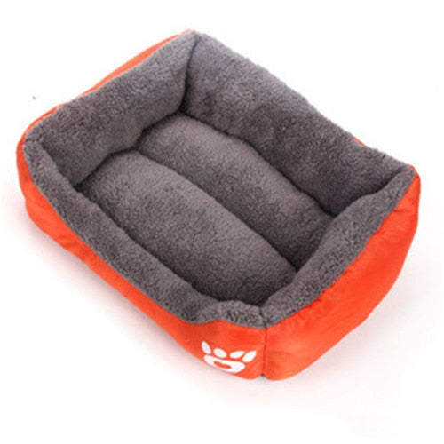 Candy Colored Dog or Cat Bed