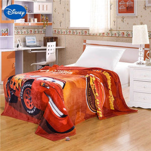 Light Weight Disney Coral Fleece Blanket for Kids