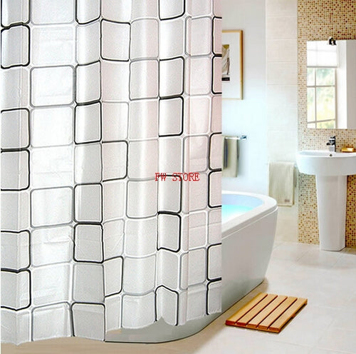Water Proof Shower Curtains - The White Rose USA