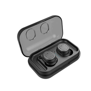 Unbranded Bluetooth Wireless in-ear bi-aural Buds for Galaxy or iPhone