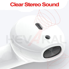I10 TWS EarPods Top Head that emits cleat Stereo Sound