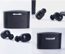 Original Bluedio T-elf mini Bluetooth 5.0 Wireless in-ear Earphones with charging box