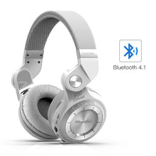 Original Bluedio T2 plus foldable over the ear bluetooth headset