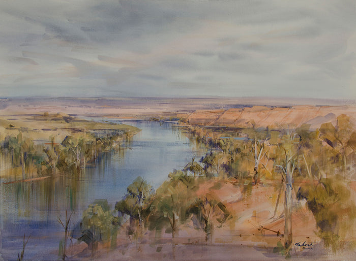 Riverland Near Renmark