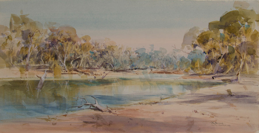 Darling River, Anabranch