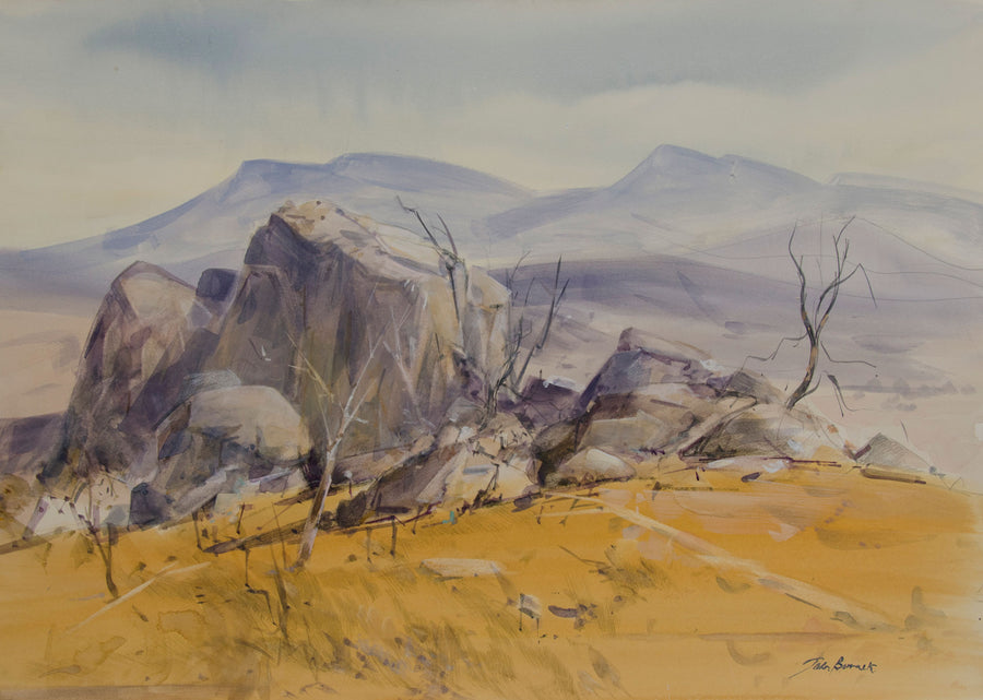 Rocks And Grampians