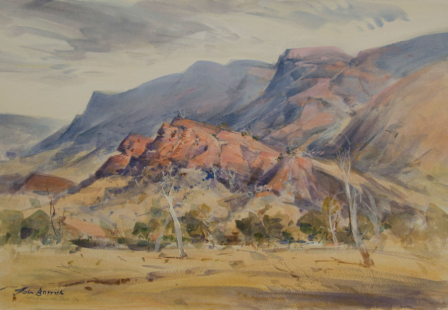 Grampians At Halls Gap