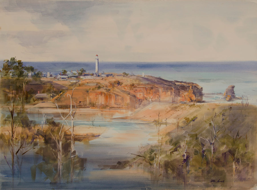 View Of Aireys Inlet