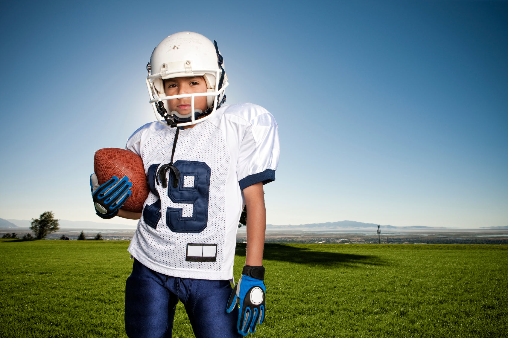 Children Should Always Wear A Mouthguard When Playing Sports