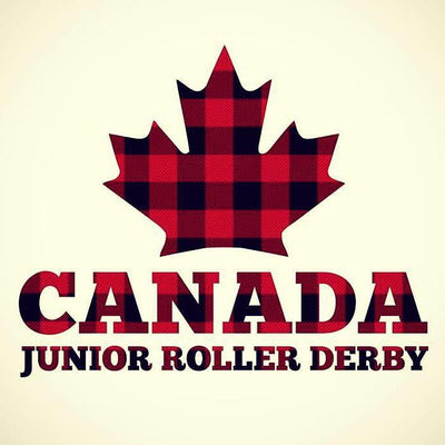 Team Canada Junior Roller Derby | All Star Teeth Sponsor | Official Mouthguard