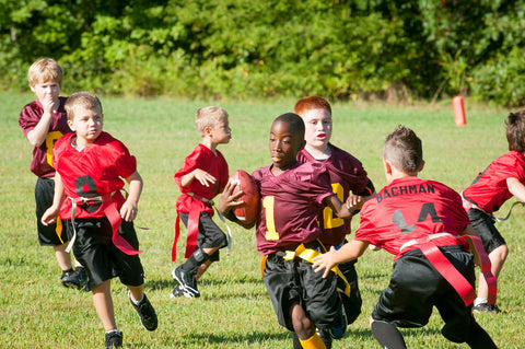 Mouth guards to protect your children when playing sports
