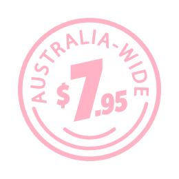 $7.95 Flat Rate Shipping in Australia