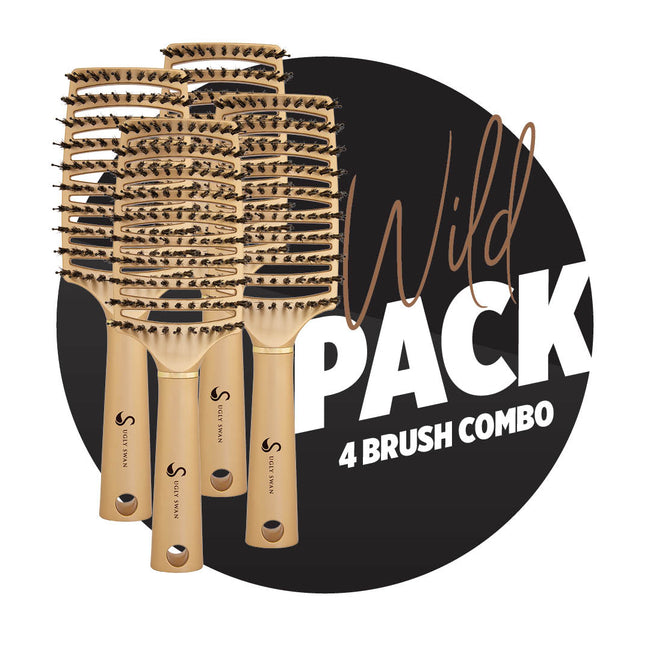 Scream-Free Brush Maxi Wild Pack