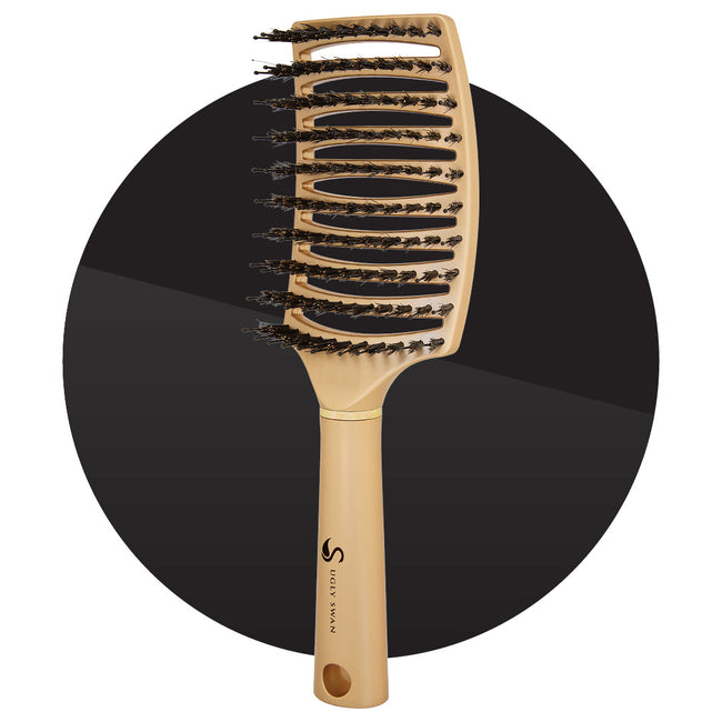 Wholesale Scream-Free Hair Brush Maxi WILD Gold