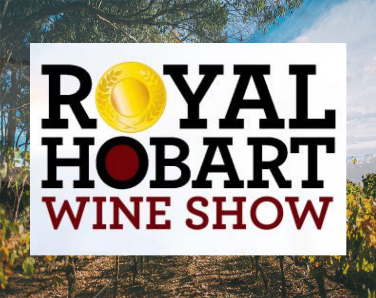 gold for redbrook & broadway at the 2019 royal hobart wine show