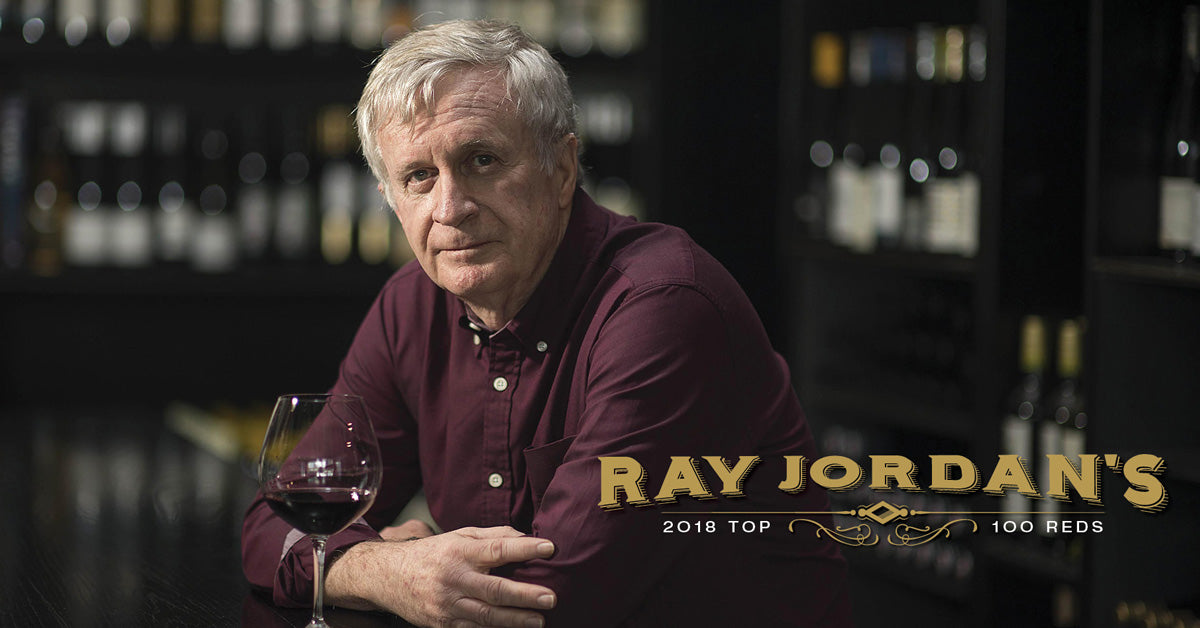 breathing space cabernet sauvignon makes ray jordan's top 100 reds