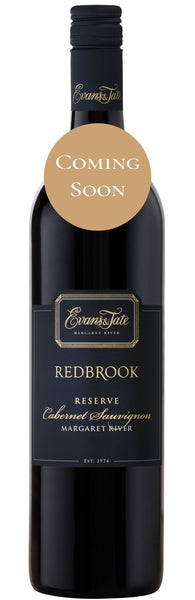Redbrook 2014 Reserve Cabernet Sauvignon from Evans & Tate - coming soon