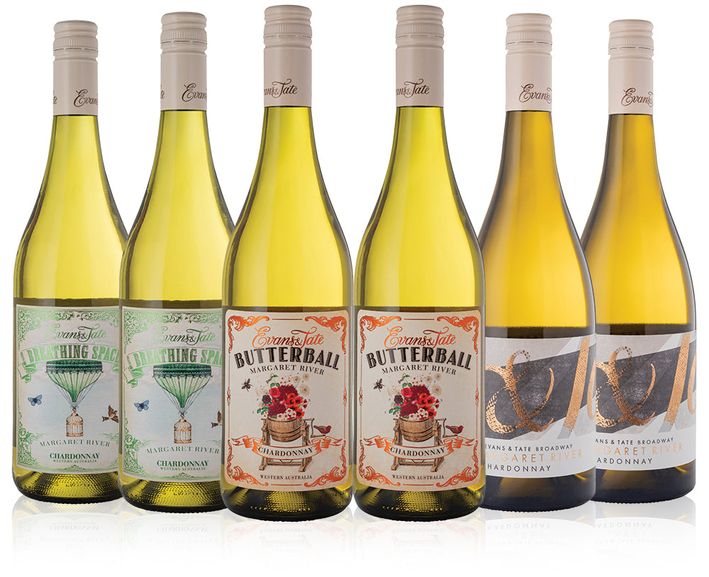 chardonnay favourites mix case