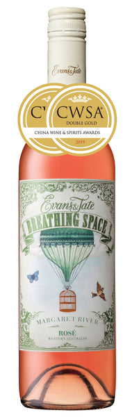 2018 breathing space rosé