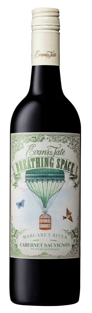 2018 breathing space cabernet sauvignon