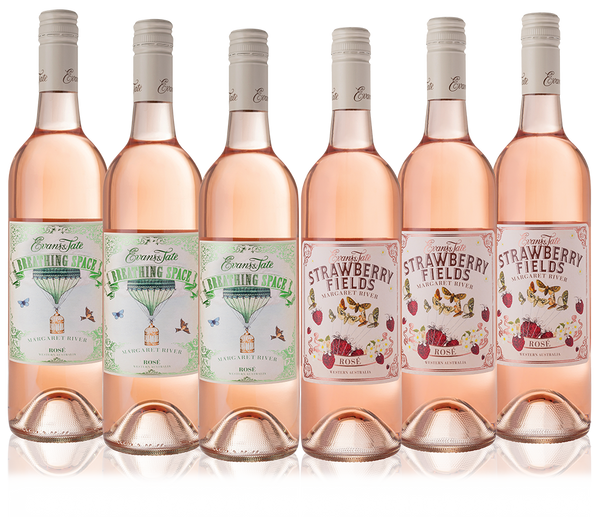 rosé day mix case
