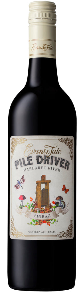 2015 expressions pile driver shiraz