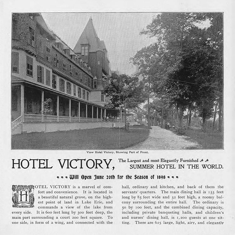 About Hotel Victory
