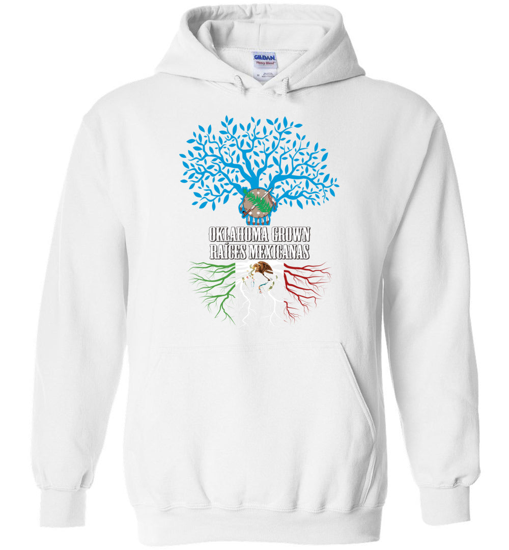 Oklahoma Grown, Raices Mexicanas Hoodie