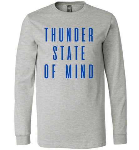 Thunder State of Mind Long Sleeve