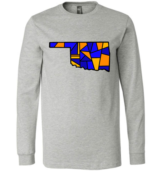 OK Geo Long Sleeve