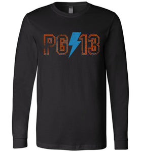 PG-13 Long Sleeve
