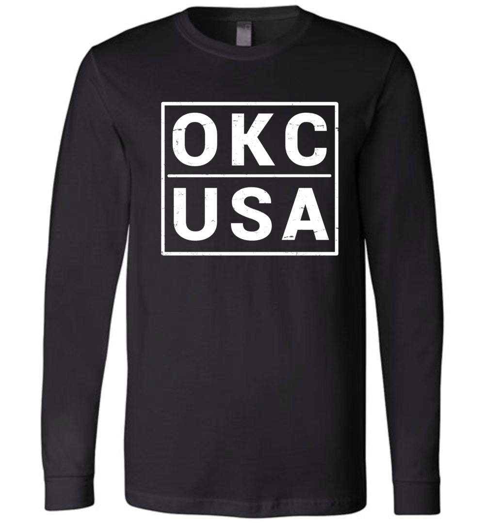 OKC USA Long Sleeve