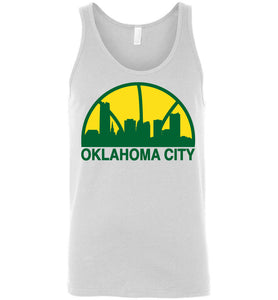 OKC Throwback Tank