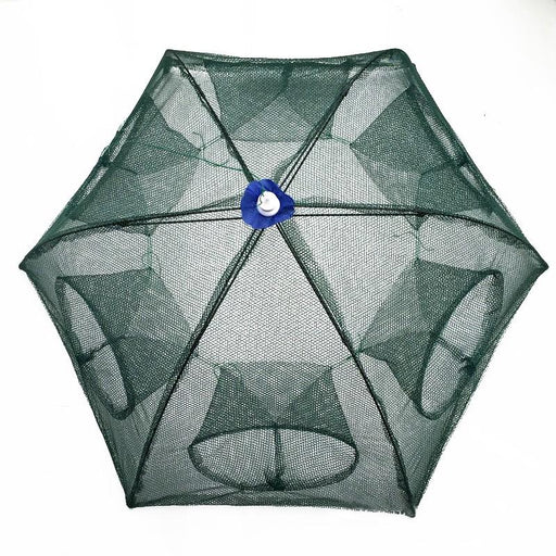 Folded Portable Hexagon Net - TurninGEAR