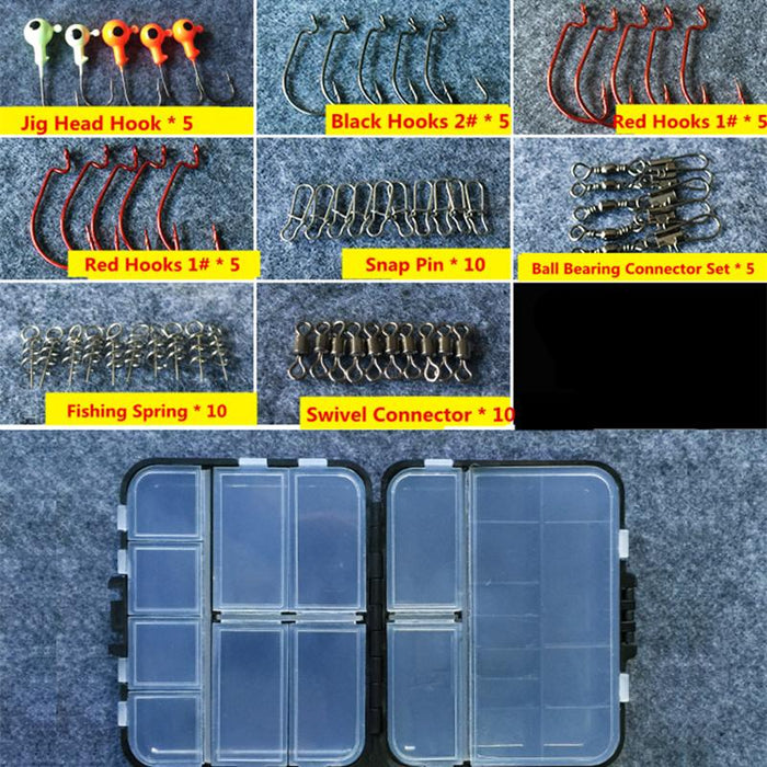 128 Pcs /Set 20 Types Lure - TurninGEAR