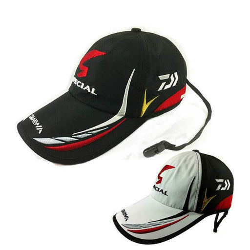 Adjustable Breathable Fishing Daiwa Hat - TurninGEAR
