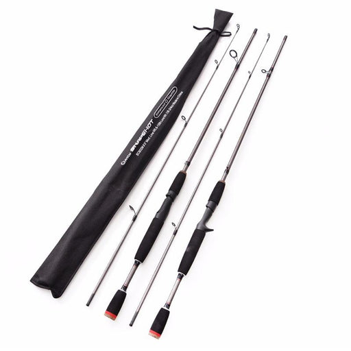Carbon Spinning AND Baitcasting Rod - TurninGEAR