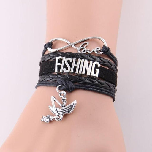 Unique Love Fishing bracelet - TurninGEAR
