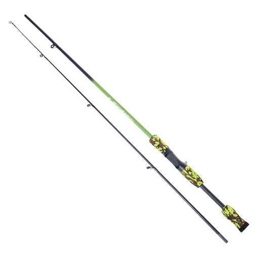 Camouflage Portable Carbon Fiber Travel Fishing Rod